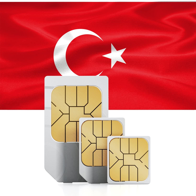 سیم کارت در ترکیه