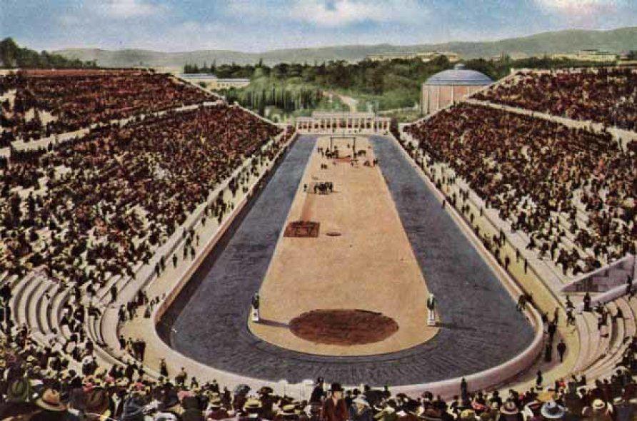 اولین دوره المپیک