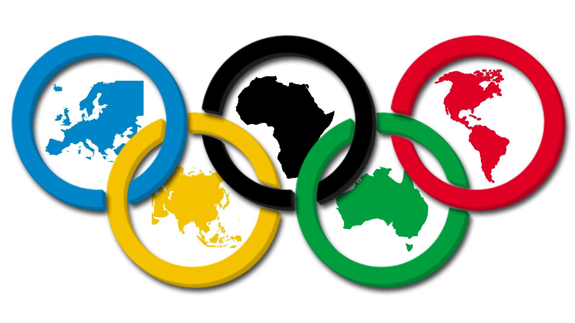 کشور های المپیک
