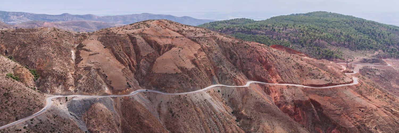 گذرگاه کوهستانی تیزی نتیشکه مراکش -بوکینگ