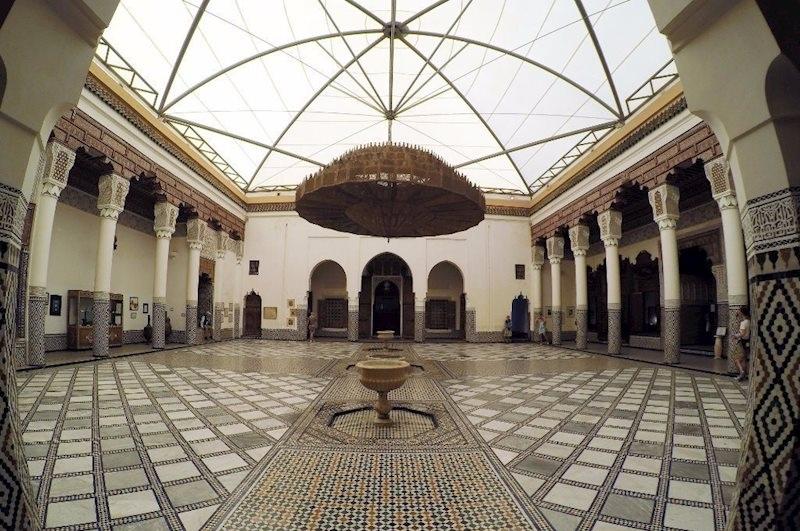 موزه مراکش-بوکینگ