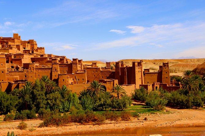 شهر ورزازات مراکش -بوکینگ