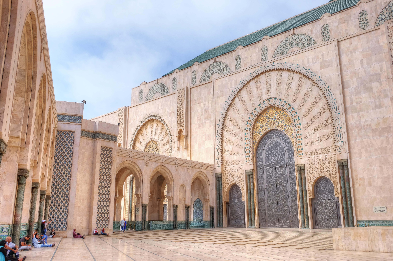 شهر کازابلانکا در مراکش- بوکینگ