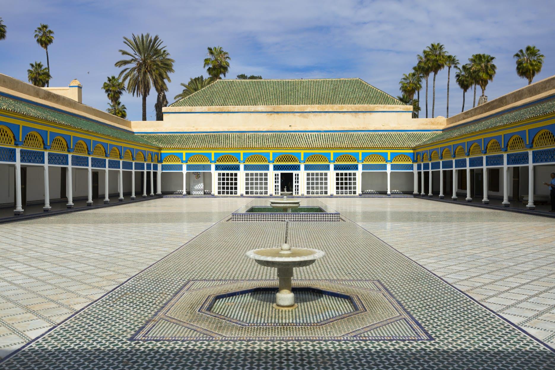 کاخ باهیه مراکش-بوکینگ