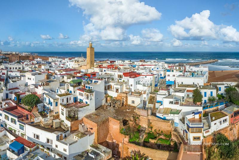 شهر قدیمی رباط مراکش-بوکینگ
