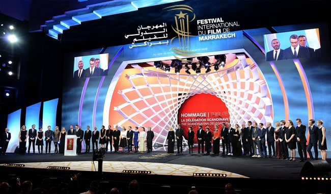 فستیوال بین المللی فیلم مراکش-بوکینگ