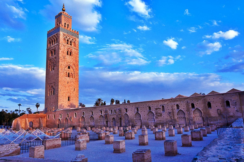 مسجد جامع کتیبه مراکش-بوکینگ