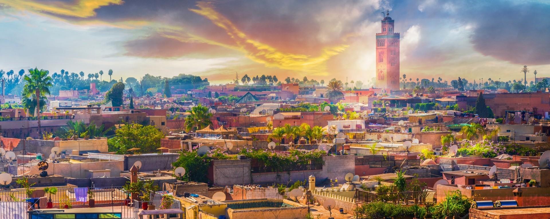 راهنمای جامع سفر به مراکش + هزینه ها 1400