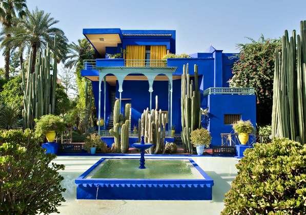 باغ ماژورل مراکش-بوکینگ