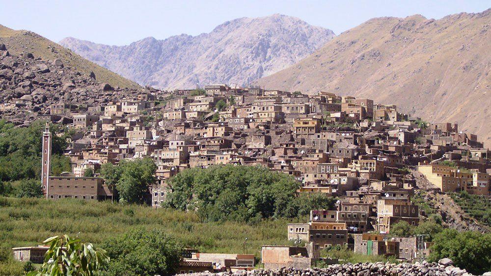 املیل مراکش -بوکینگ