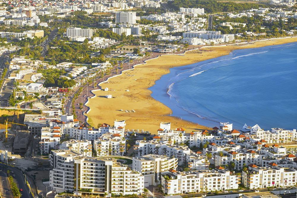 شهر آگادیر مراکش-بوکینگ