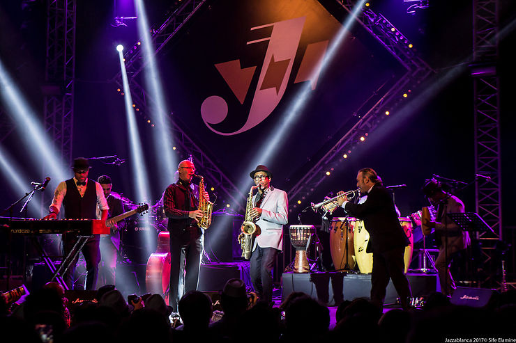 فستیوال جاز مراکش(جازابلانکا)-بوکینگ