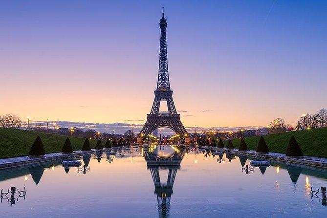 شهر پاریس از زیبا ترین شهر های فرانسه 2021-بوکینگ