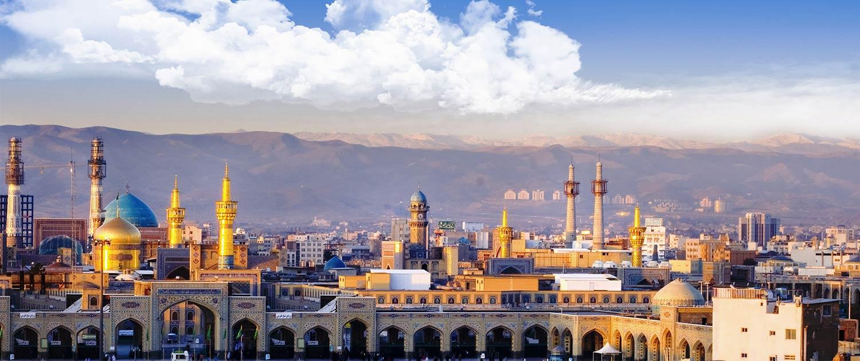 شهر مشهد 1400 -بوکینگ